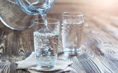 I benefici dell'acqua nel corpo