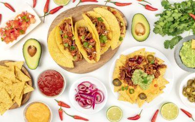 Cucina messicana: i ristoranti preferiti di settembre