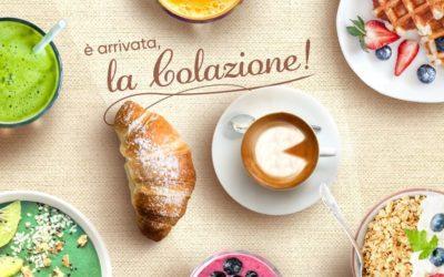 Dai il buongiorno al servizio colazione su divoora.ch