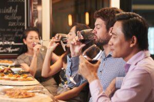 vino rosso degustazione